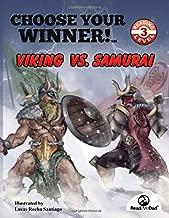 Choose Your Winner: Viking vs Samurai