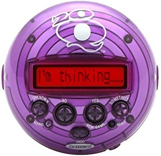 Radica 20Q 2.0 20 Questions Handheld Game - Purple