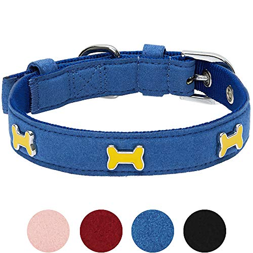 UMI. Essential Designer - Collar para Perros con Adorable Estampado de...