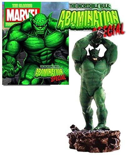 Figura de Plomo Marvel Figurine Collection Especial ABOMINATION
