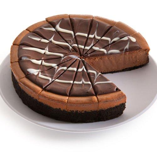 Triple Chocolate Cheesecake - 9 Inch