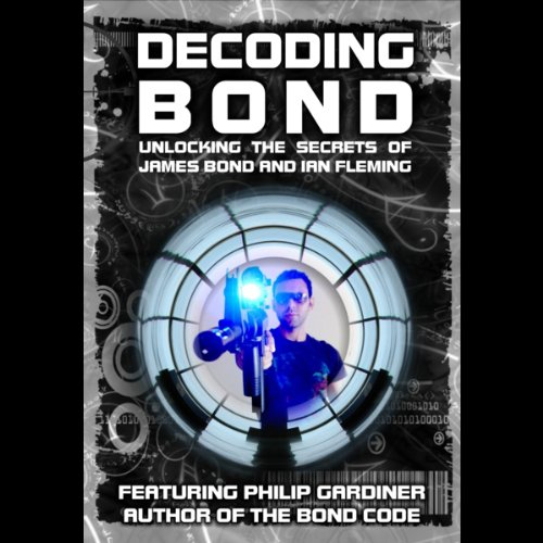 Decoding Bond audiobook cover art