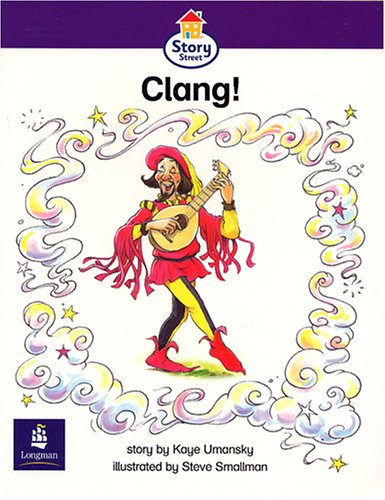 *LILA:SS:S5: CLANG! (LITERACY LAND)の詳細を見る
