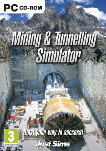 Mining and Tunnelling Simulator (PC CD) [Importación inglesa]