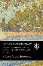 Ediciones Selectas America, Año. III, Num. 44: Gaviotas Perdidas, pp. 225-250