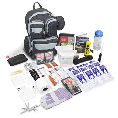 2 Person 72-Hour Bug Out Bag Survival Kit