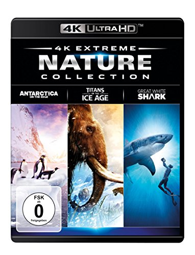 Extreme Nature Collection (4K Ultra HD) [Blu-ray]