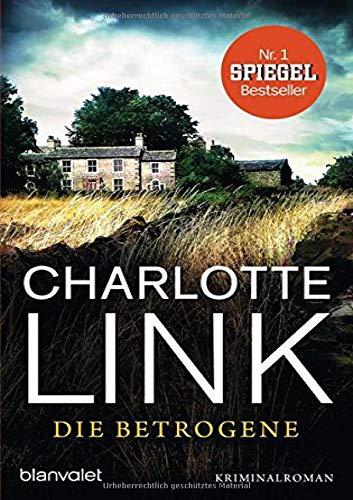 Die Betrogene: Kriminalroman (Die Kate-Linville-Reihe, Band 1)