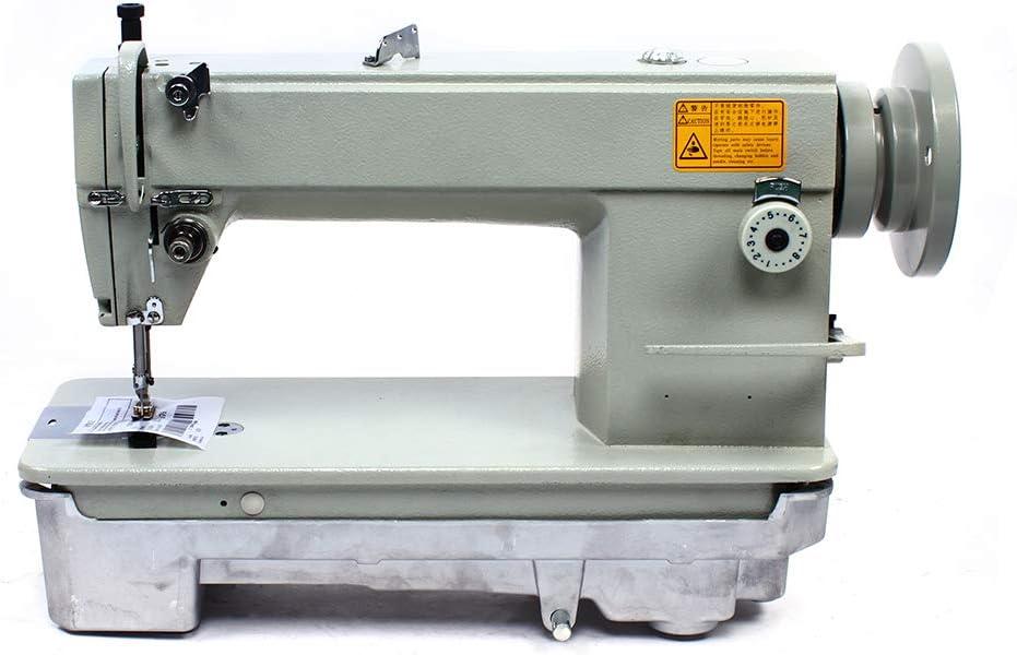 RainWeel Máquina de coser eléctrica Lubricación automática de la bomba de aceite Velocidad máxima: 3000 S.P.M.
