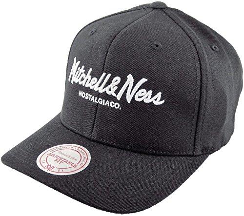 Mitchell & Ness Snapback Cap GAS028 MN OWN Schwarz, Size:ONE Size