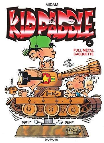 Kid Paddle, tome 4 : Full métal casquette de Midam (7 octobre 1998) Relié