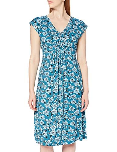 Joe Browns Damen Sweet Thing Dress Lssiges Kleid, A-Blues, 36