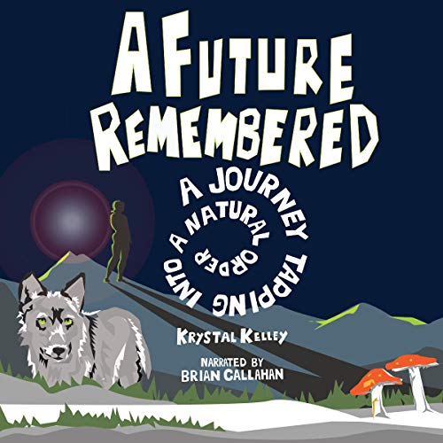 A Future Remembered audiobook cover art