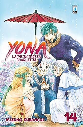 Yona la principessa scarlatta (Vol. 14)