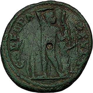 1000 IT OTACILIA SEVERA wife of Philip I Arab Deultum Thr coin Good