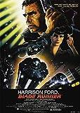 Filmposter Harrison Ford Blade Runner, Größe 30 cm x 46