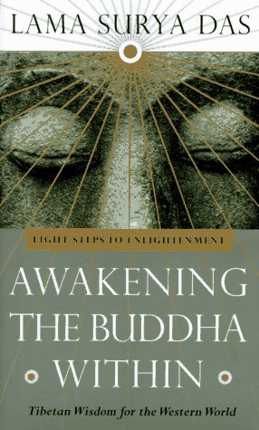 By Lama Surya Das - Awakening the Buddha Within : Tibetan Wisdom for the Western Worl (1997-07-01) [Hardcover]