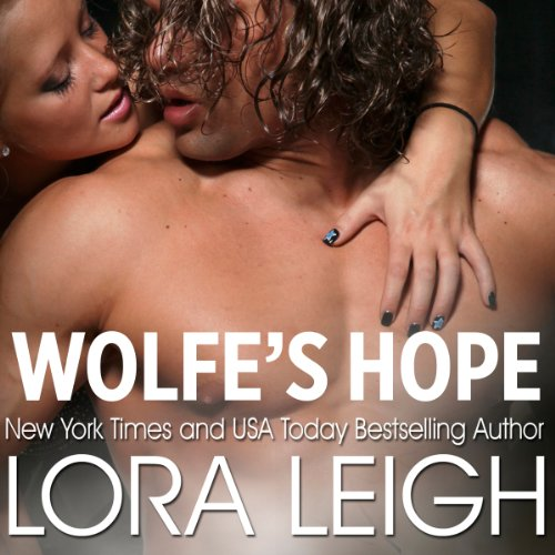 Wolfe's Hope audiobook cover art