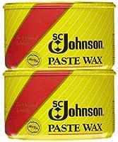SC Johnson Fine Wood Paste Wax, 16 oz-2 pk by SC Johnson