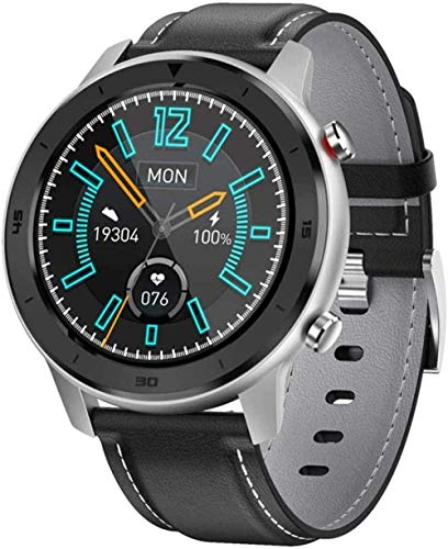 JSL Reloj inteligente para hombres Ip68 impermeable fitness actividad Tracker mujeres dispositivos usables smartwatch banda monitor ritmo cardíaco reloj deportivo G-A