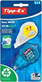 Tipp-Ex Easy Refill Korrektur-Roller – Inkl. gratis Nachfüllkassette – Weiß