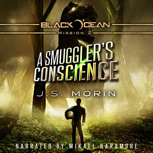 A Smuggler's Conscience: Mission 2 audiobook cover art