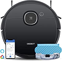 Ecovacs DEEBOT OZMO 920 2in1 Mopping Robotic Vacuum with Laser Navigation, No-Go Zones, Systematic Cleaning, Multi-Floor...