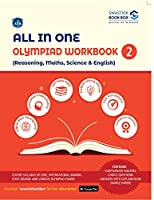 All in One Olympiad Workbook for Reasoning, Maths, Science & English - Class 2