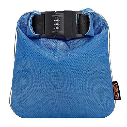 Lewis N. Clark Lightweight Safebox Portable Safe...