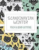 Scandinavian Winter: Fold and Send Letters
