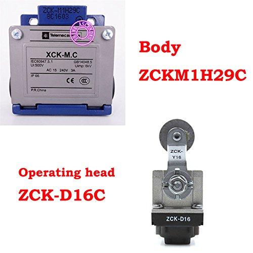 Limit Switch Original New XCK-M.C XCKM116H29C XCK-M116H29C ZCKM1H29C ZCK-M1H29C ZCKD16C ZCK-D16C