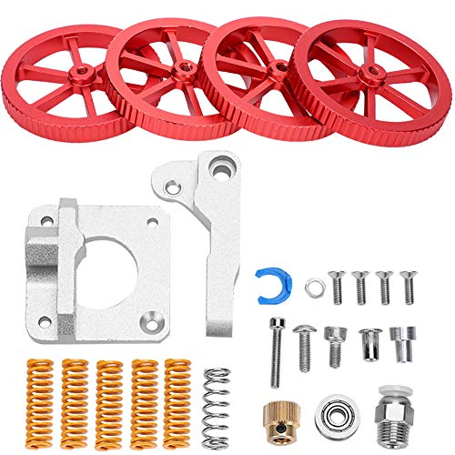 Ufolet 3D Printer Springs Dampers, Strong And Durable Practical 3D Printer Upgrade Kit, for 3D Printer Printer fo DIY Lovers Home
