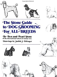 stone guide to dog grooming