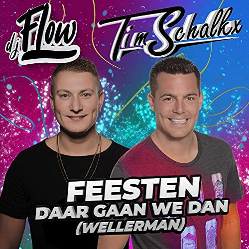 Dj Flow & Tim Schalkx