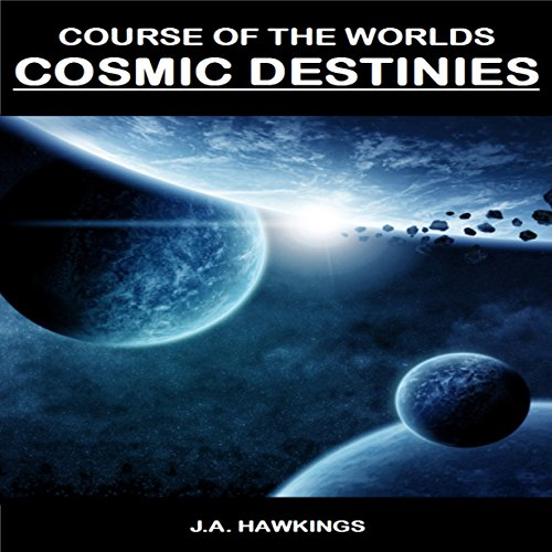 Cosmic Destinies audiobook cover art