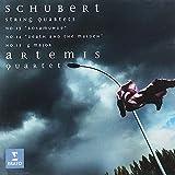Streichquartette 13-15 d 804,810,887 - Artemis Quartett