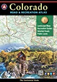 Colorado Road & Recreation Atlas (Benchmark Atlas)