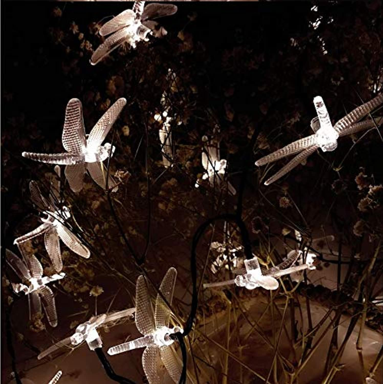 Solar Xenon String Outdoor Garten Festival Hintergrund 22m200LED Dachterrasse Dekoration Gypsophila