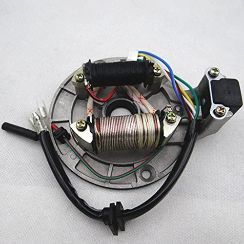 125cc Pit Bike Pitbike Daily bargain sale Motorcycle Plate Stator Co High material Magneto Pickup