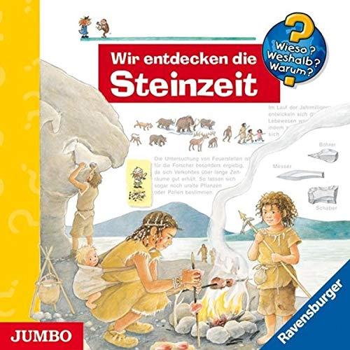Wir entdecken die Steinzeit. CD (Wieso? Weshalb? Warum?)