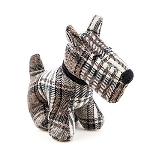 Nicola Spring Cale Porte en Tissu Bentley The Dog - Vintage - pour Maison/Bureau