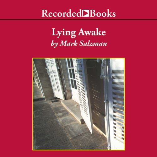 Lying Awake audiobook cover art