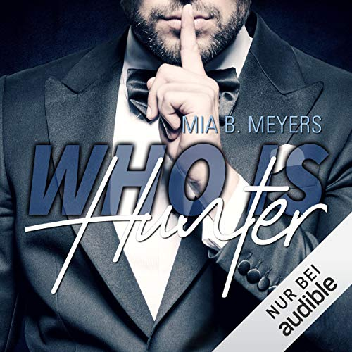 Who is Hunter audiobook cover art