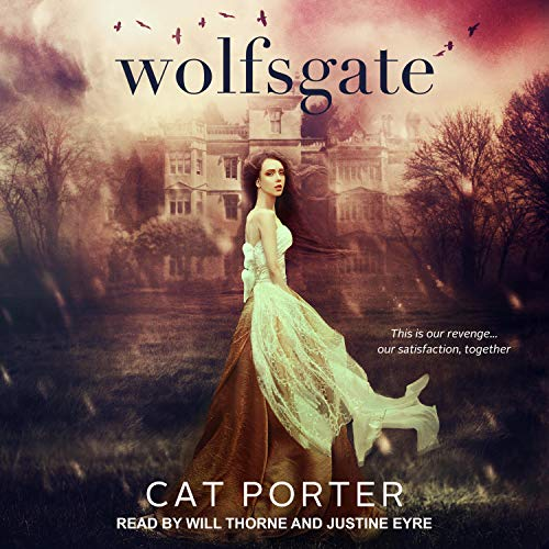 Wolfsgate Audiobook By Cat Porter cover art