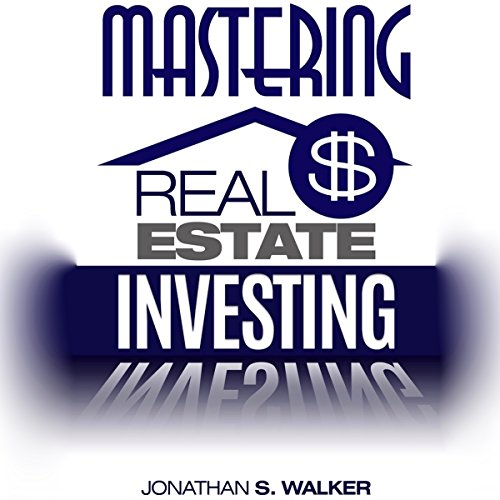 Mastering Real Estate Investing audiobook cover art