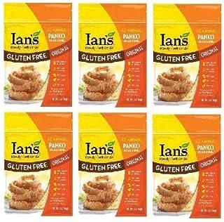 Ians Natural Foods Breadcrumb Panko Gf Org PACK OF 6