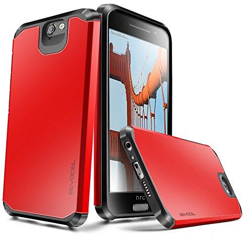 evocel® HTC One A9[Dual Layer Series] Hybrid Armor Protector Case für HTC One A9/Aero