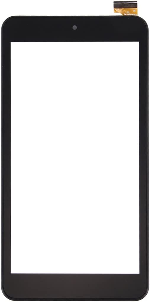 LIYUNSHU Touch Panel with Frame for Acer Iconia One 7 / B1-780 (Black) (Color : Black)