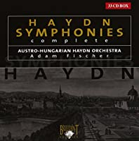Haydn: Complete Symphonies (33 CD Box Set) (2002-08-27)