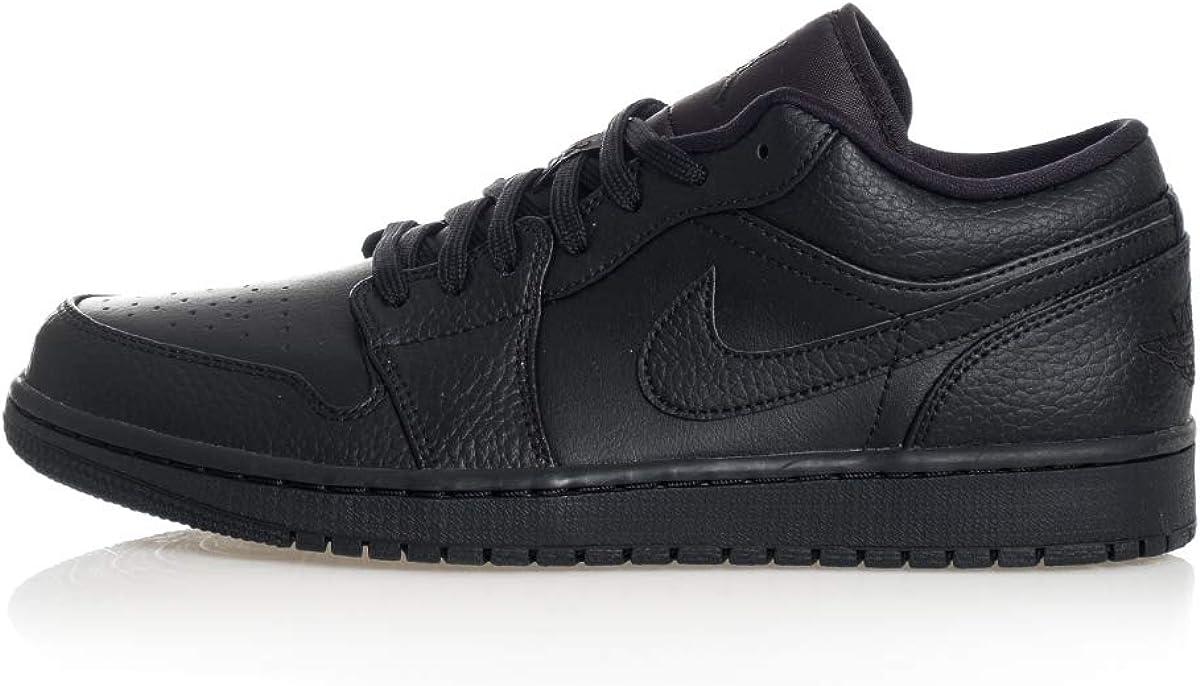Jordan Men's Shoes Nike Air Black Triple 1 Max Ranking TOP4 81% OFF Low 553558-091